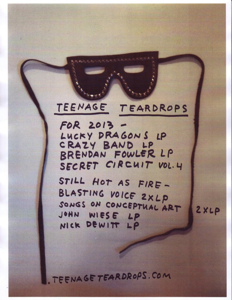 teenage-teardrops-2013