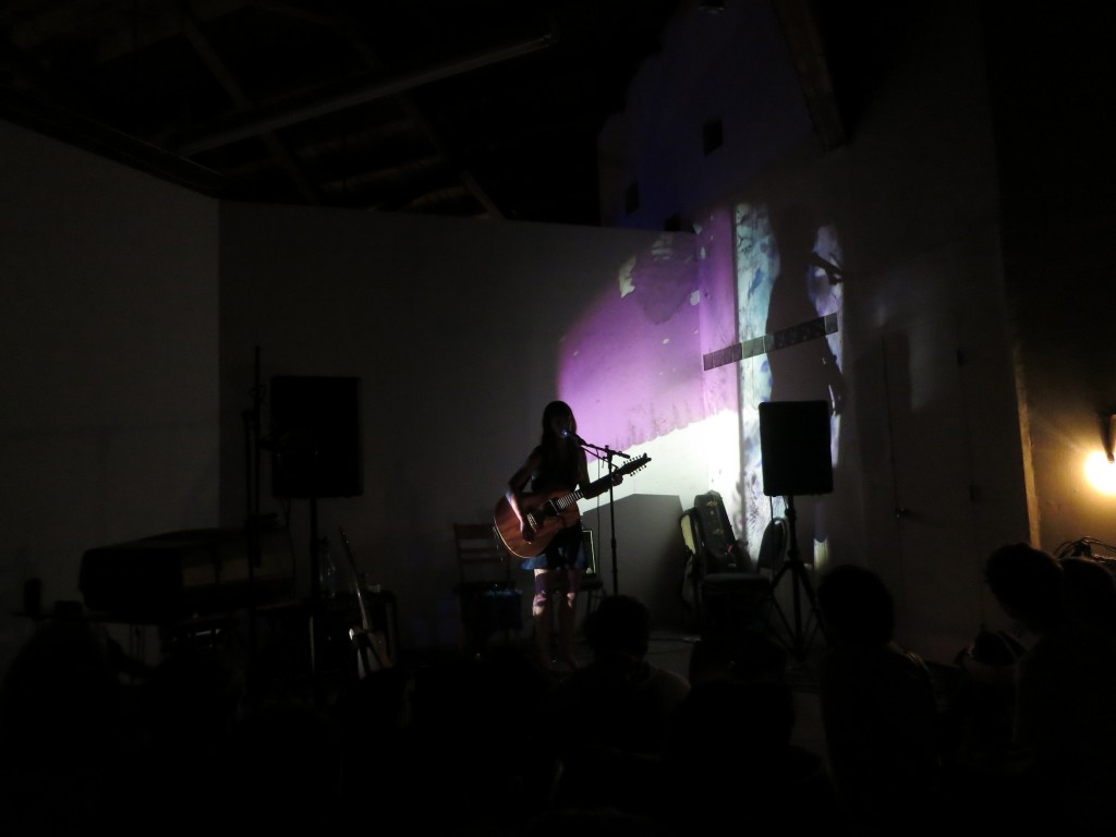 Weyes Blood at Concord Place, Los Angeles, August 8, 2013